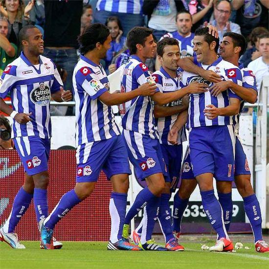 Deportivo La Coruna Fotball Team