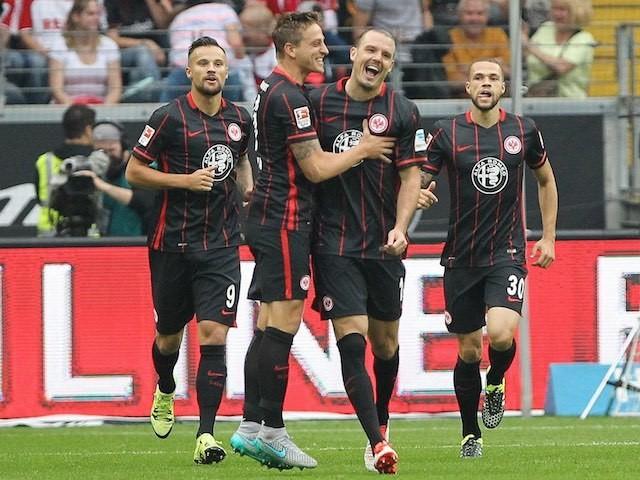 Eintrach Frankfurt Team Football