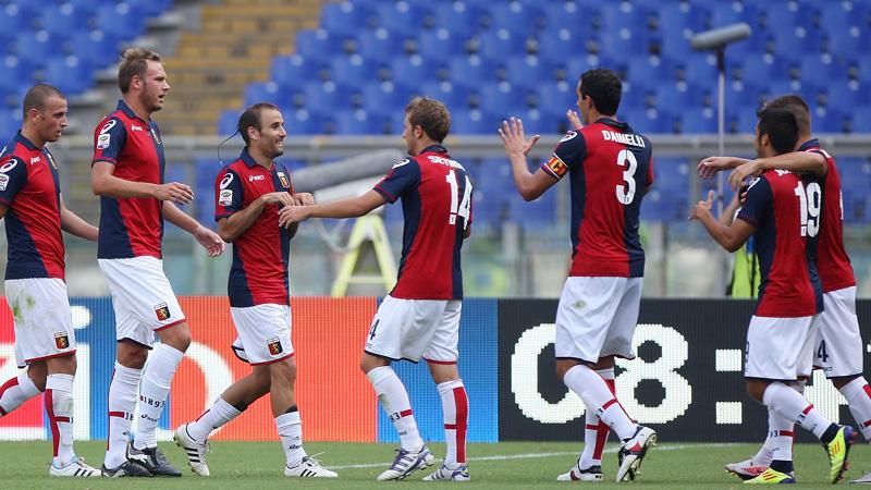 Genoa Team football