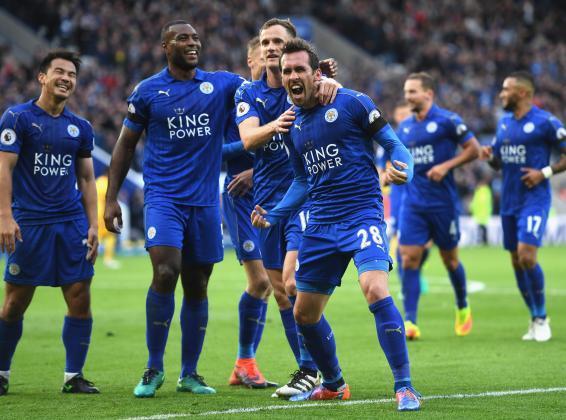 Leicester City Team football