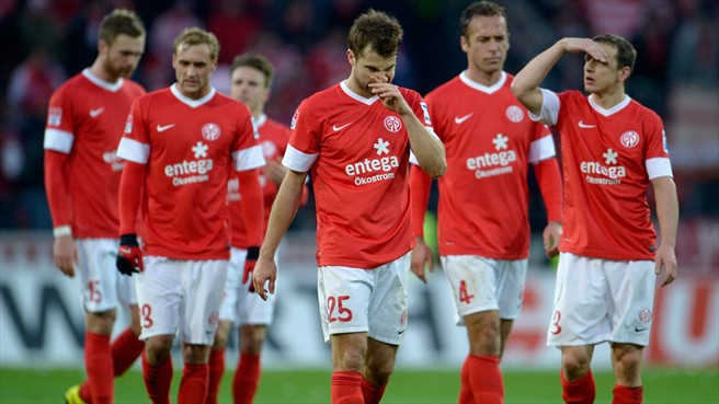 Mainz 05 Team Football