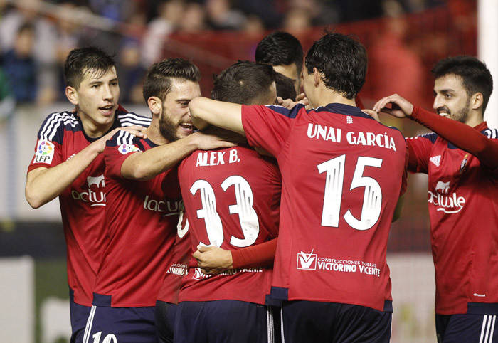 Osasuna Football Team
