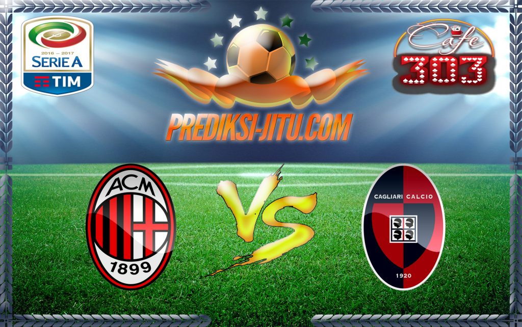 Prediksi Skor AC Milan Vs Cagliari 9 Januari 2017