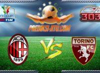 Prediksi Skor AC Milan Vs Torino 13 Januari 2017