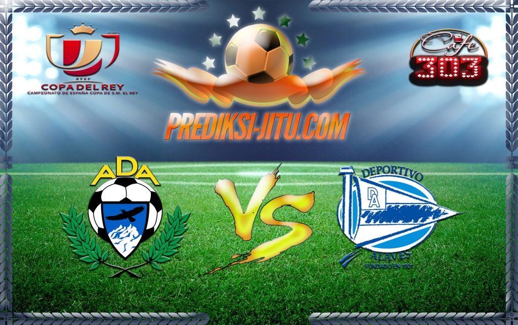 Prediksi Skor Alcorcon Vs Deportivo Alaves 19 Januari 2017