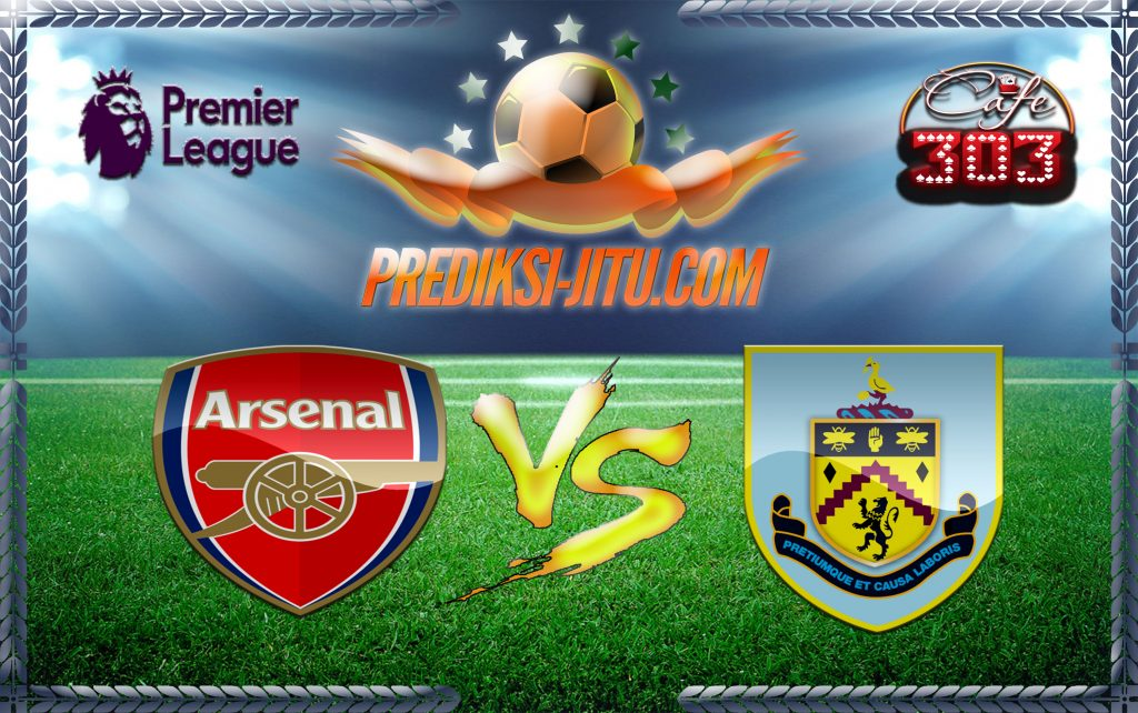 Prediksi Skor Arsenal Vs Burnley 22 Januari 2017