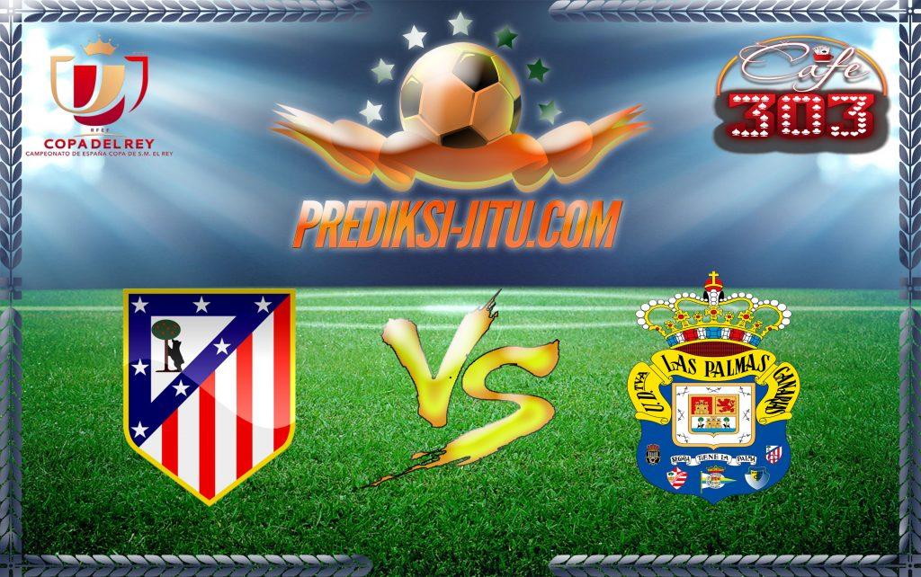 Prediksi Skor Atletico Madrid Vs Las Palmas 11 Januari 2017