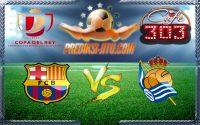 Prediksi Skor Barcelona Vs Real Sociedad 27 Januari 2017