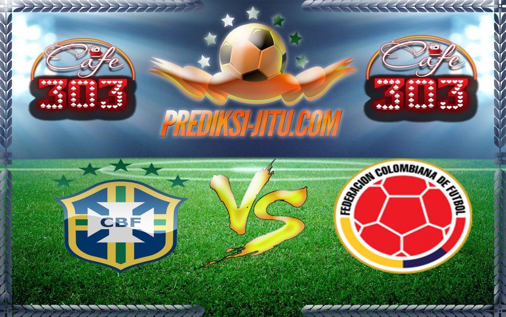 Prediksi Skor Brazil Vs Colombia 26 Januari 2017