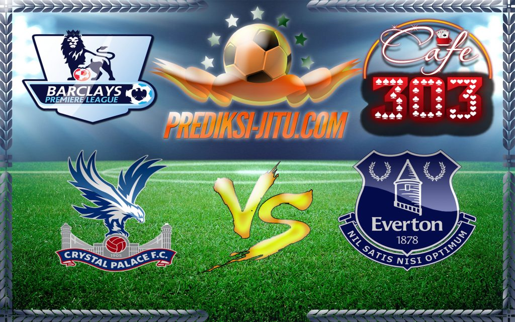 Prediksi Skor Crystal Palace Vs Everton 22 Januari 2017
