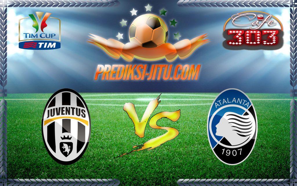 Prediksi Skor Juventus Vs Atalanta 12 Januari 2017