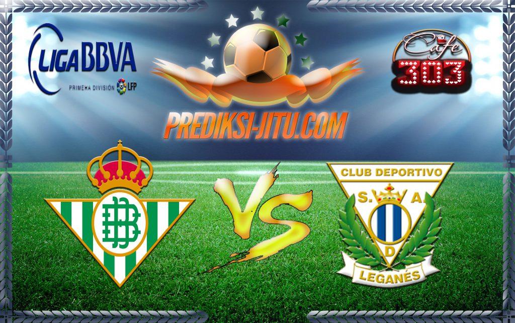 Prediksi Skor Real Betis Vs Leganes 8 Januari 2017