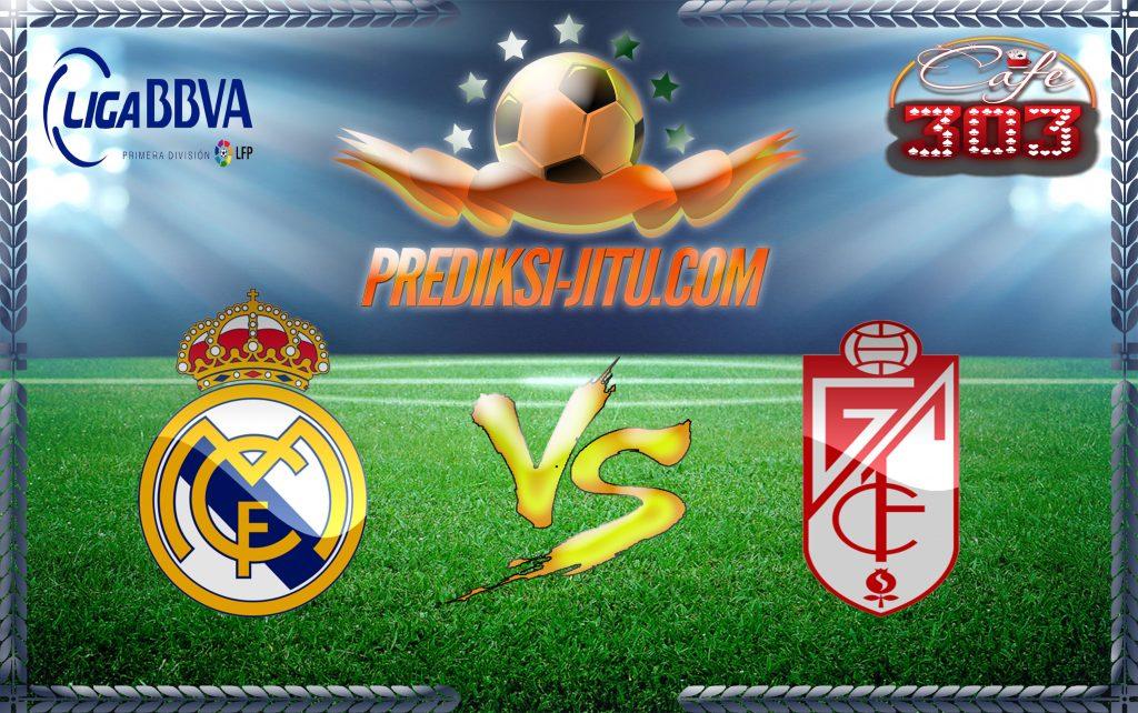 Prediksi Skor Real Madrid Vs Granada 7 Januari 2017
