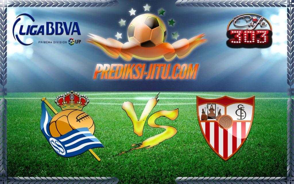 Prediksi Skor Real Sociedad Vs Sevilla 8 Januari 2017