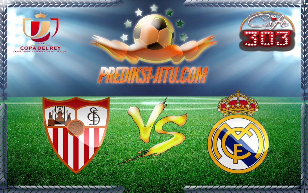 Prediksi Skor Sevilla Vs Real Madrid 13 Januari 2017