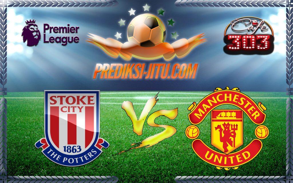 Prediksi Skor Stoke City Vs Manchester United 21 Januari 2017