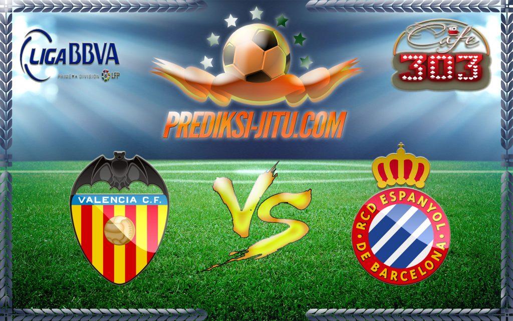 Prediksi Skor Valencia Vs Espanyol 15 Januari 201