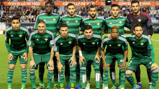 Real Betis Team Football