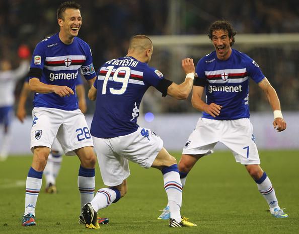 Sampdoria Team football