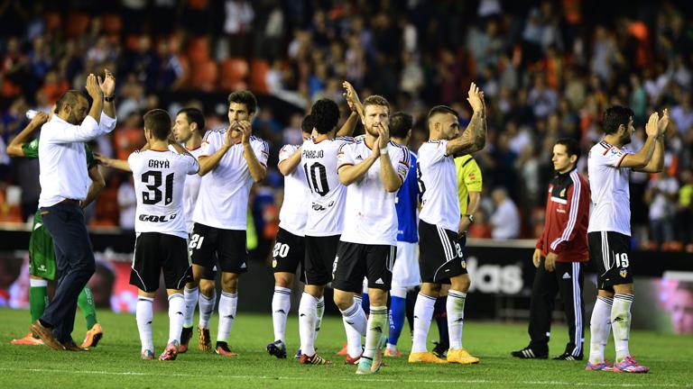 Valencia Team Football