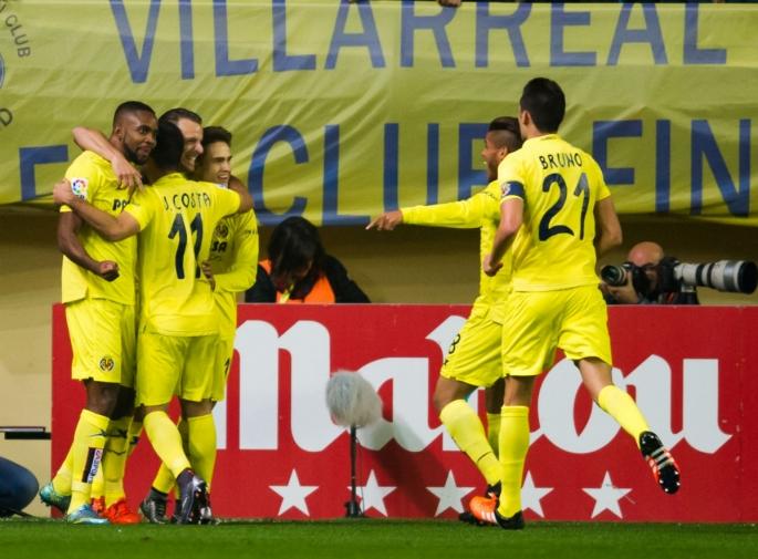 Villarreal Team football