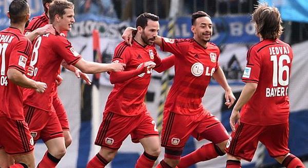 Bayer Leverkusen Team Football