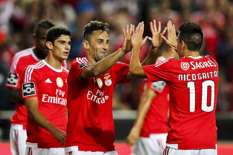 Benfica Football Team