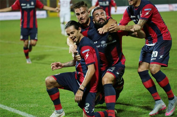 Cagliari Football Team