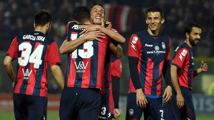 Crotone Football Team