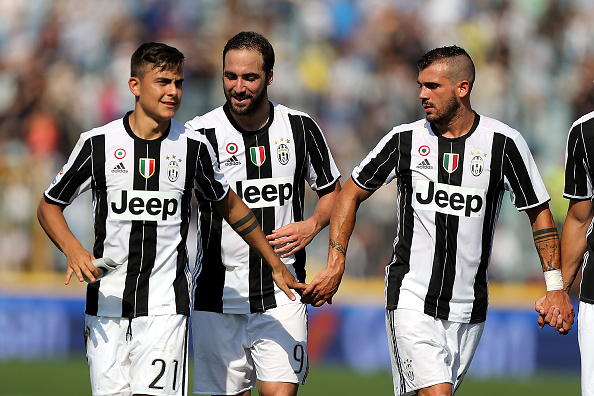 Juventus Football Team