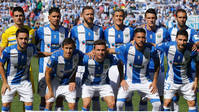 Leganes Team Football
