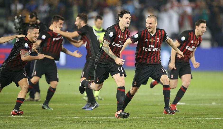 Milan Team Football