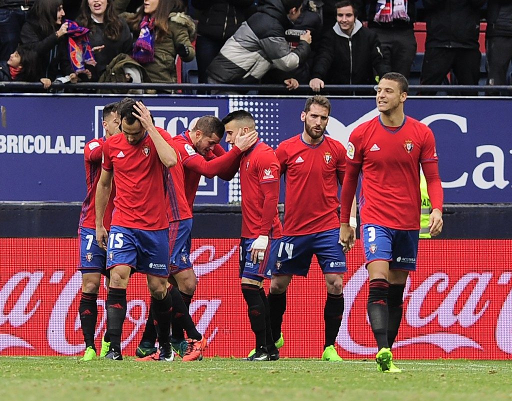 Osasuna Team Football