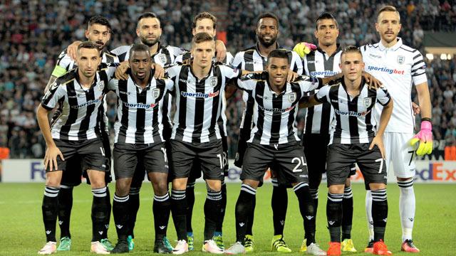 Paok Team Football