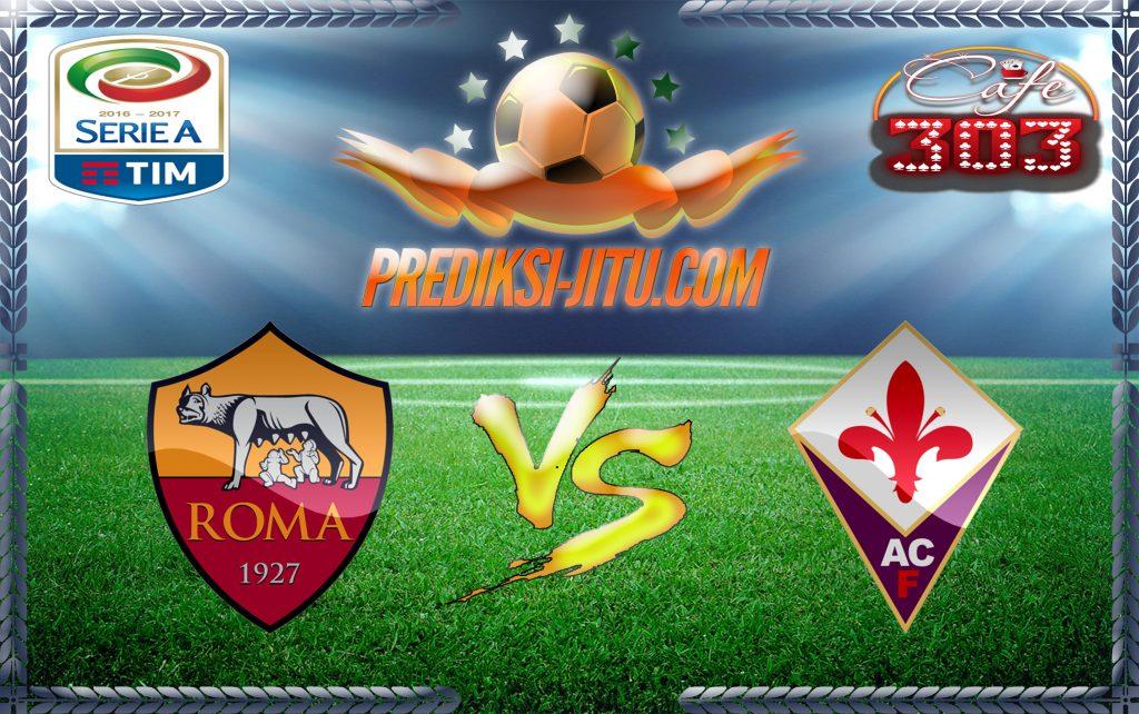 Prediksi Skor AS Roma Vs Fiorentina 8 Februari 2017