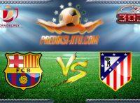 Prediksi Skor Barcelona Vs Atletico Madrid 8 Februari 2017