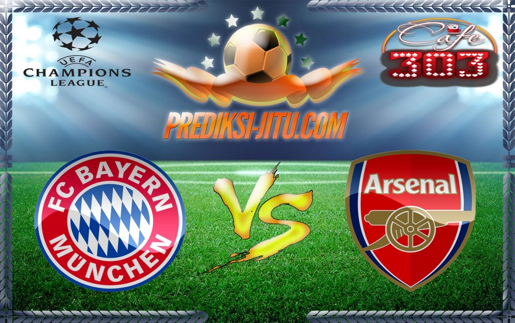 Prediksi Skor Bayern Munchen Vs Arsenal 16 Februari 2017