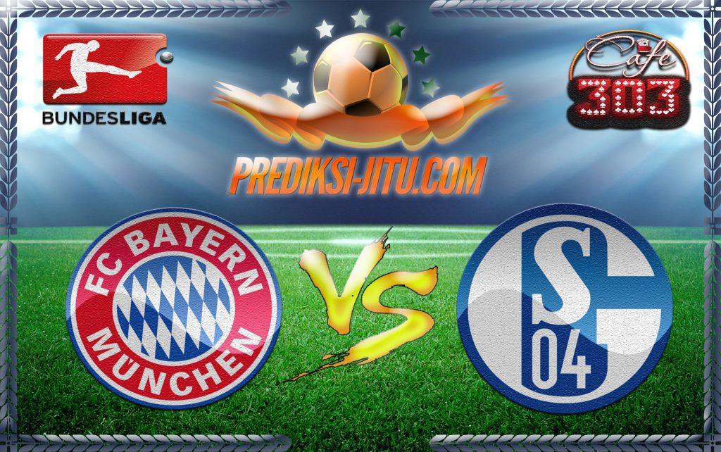 Prediksi Skor Bayern Munchen Vs Schalke 04 2 Maret 2017