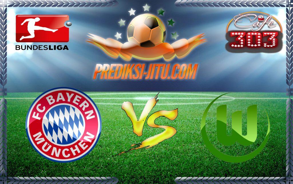 Prediksi Skor Bayern Munchen Vs Wolfsburg 8 Februari 2017