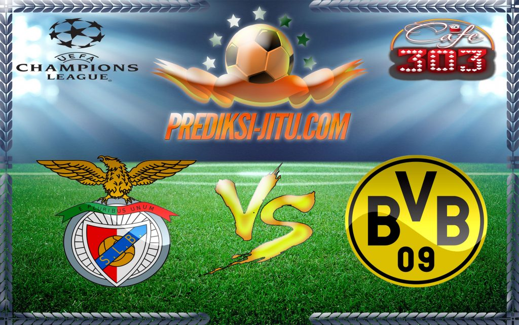 Prediksi Skor Benfica Vs Borussia Dortmund 15 Februari 2017