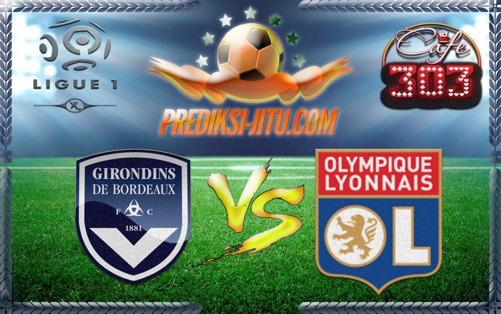 Prediksi Skor Bordeaux Vs Olympique Lyonnais 4 Maret 2017