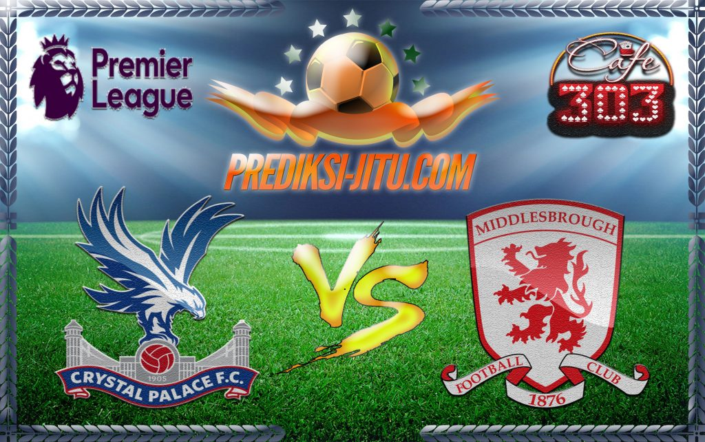 Prediksi Skor Crystal Palace Vs Middlesbrough 25 Februari 2017