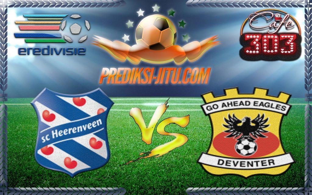 Prediksi Skor Heerenveen Vs Go Ahead Eagles 4 Maret 2017