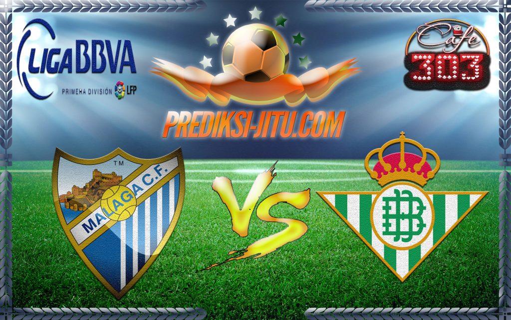Prediksi Skor Malaga Vs Real Betis 1 Maret 2017