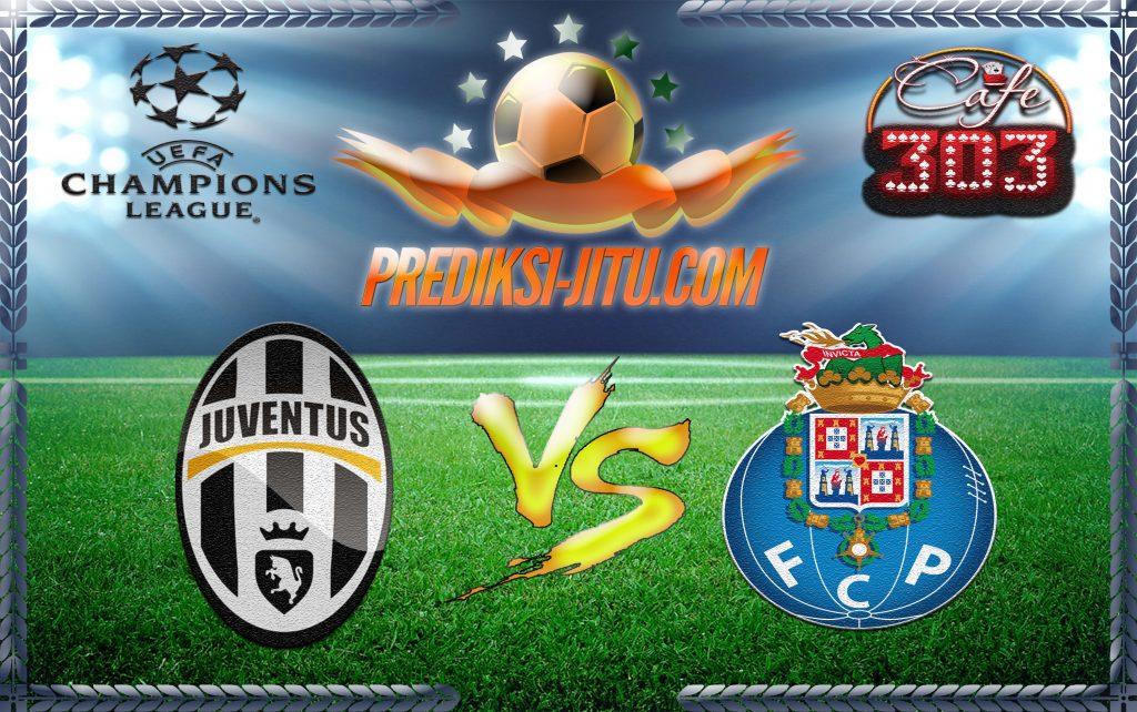 Prediksi Skor Porto Vs Juventus 23 Februari 2017