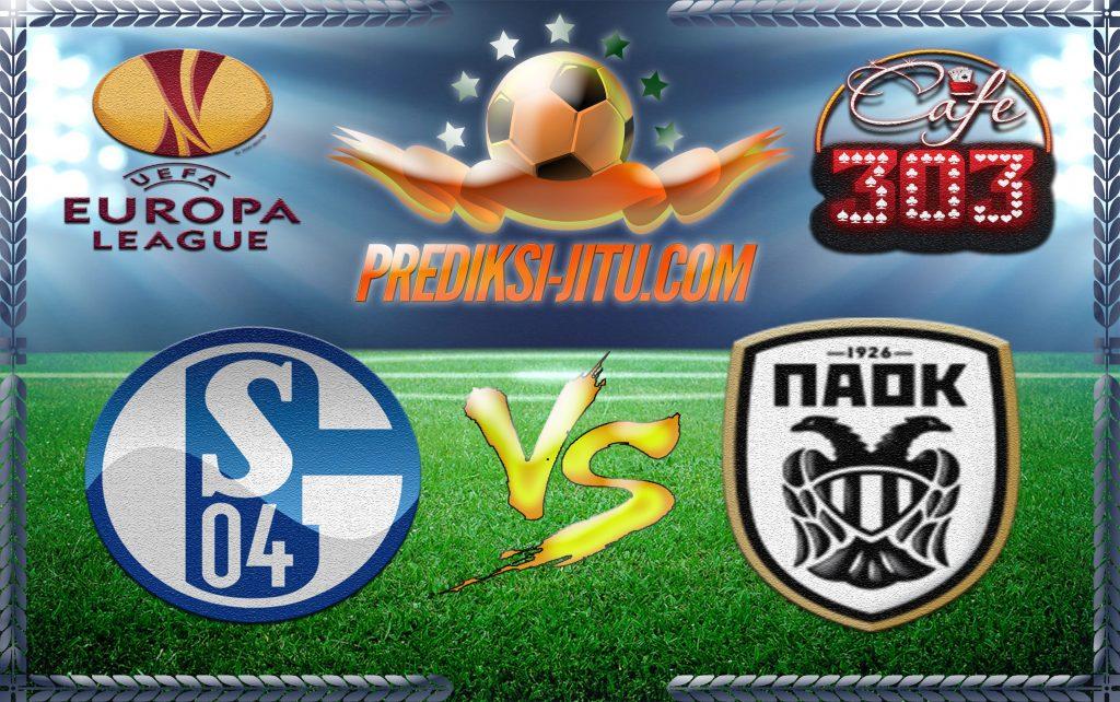 Prediksi Skor Schalke 04 Vs PAOK 23 Februari 2017