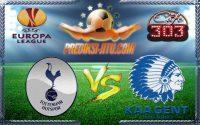 Prediksi Skor Tottenham Hotspur Vs Gent 24 Februari 2017
