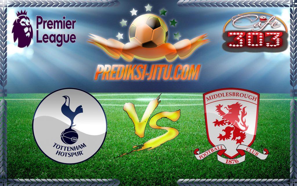 Prediksi Skor Tottenham Hotspur Vs Middlesbrough 5 Februari 2017