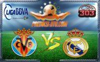 Prediksi Skor Villareal Vs Real Madrid 27 Februari 2017