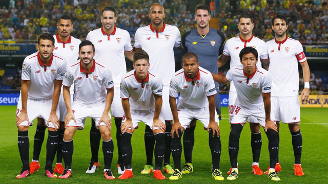 Sevilla Team Football